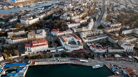 A view of Sevastopol, Crimea © Alexey Malgavko