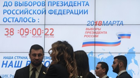 2 more Russians register as candidates in presidential poll