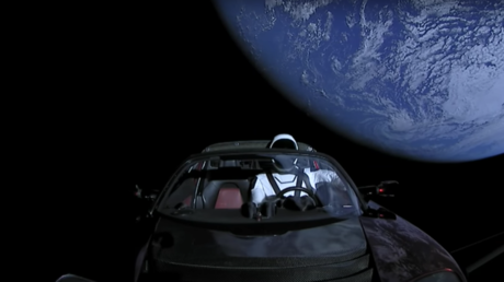 Deep Impact 2.0? Musk's Tesla Roadster on possible collision course with Earth