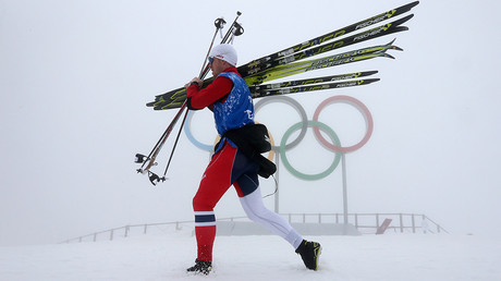All-time greatest biathlete Bjorndalen announces retirement at 44