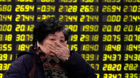 Global markets tumble after another massive US stock sell-off