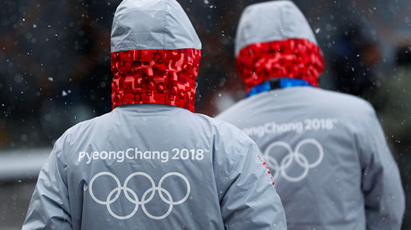 'The Olympics is for all': American tells RT why he waved Russian flag at PyeongChang (VIDEO)