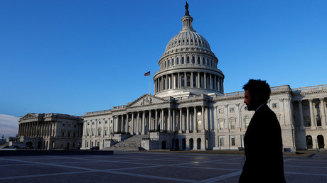 'Backbones of jellyfish': Americans vent fury at lawmakers over govt shutdown
