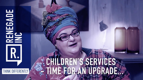 UK children's services: Time for an upgrade…