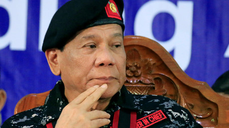 'Execute me by firing squad': Duterte defiant despite ICC probe into war on drugs
