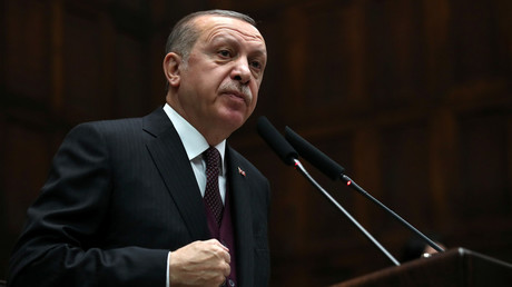 Turkey will lay siege to Syria's Afrin in coming days — Erdogan