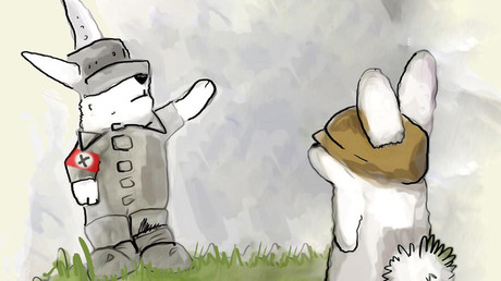 Racist Peter Rabbit