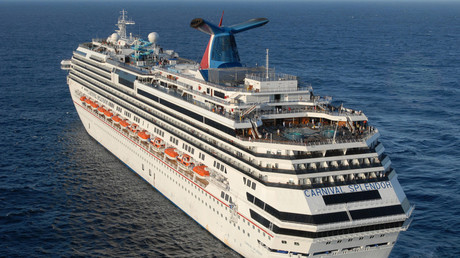 S. Korean passenger ship with over 190 on board hits rock