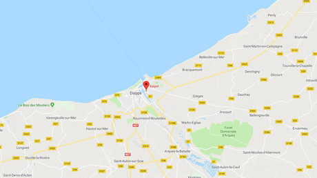 1 dead, 1 missing after explosion at factory in Dieppe, France (PHOTOS)