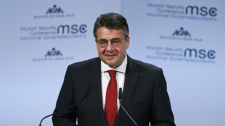 Easing of Russian sanctions could follow UN peacekeeper deployment in Ukraine – acting German FM