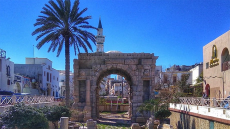 Old Town Tripoli: Can snapshots save Libya's ancient sites? (VIDEO)