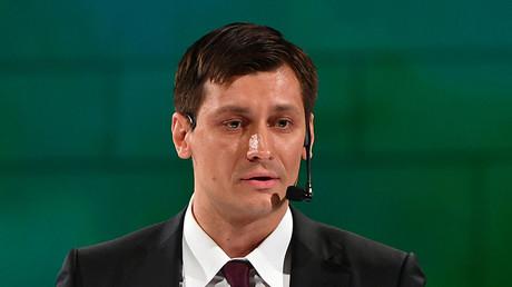 Raising of rising? Dmitry Gudkov, Russian politician