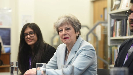 Theresa May branded a 'hypocrite' as she prepares tuition fee review