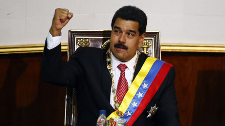 Venezuela raised $735mn on launch of oil-backed 'petro' cryptocurrency – Maduro