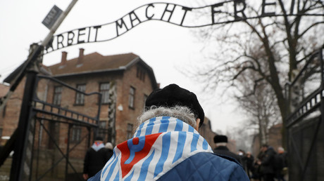 HRW suspends official with Tinder profile suggesting Auschwitz hair room is funny
