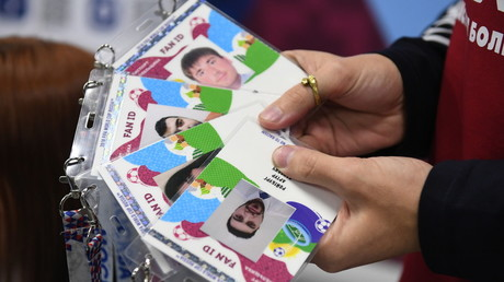 Russia 2018 FIFA World Cup: First FAN ID issued in Finland