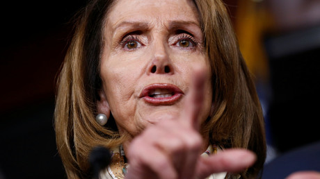 'How much are you worth, Nancy?' Pelosi heckled at Democrat anti-tax-cut town hall