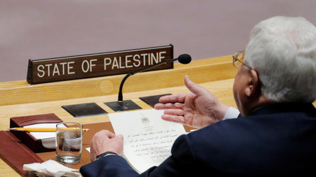 Palestinian, Israeli & US reps clash at UNSC over who is 'the problem' and who is avoiding talks
