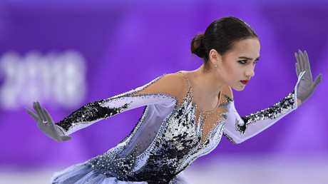 Russian figure skater Zagitova brings first gold to OAR at PyeongChang 2018
