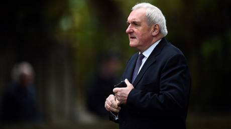 Former Taoiseach Bertie Ahern says UK Brexiteers 'didn't care two hoots about Northern Ireland'