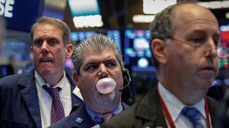 Third of US stock market may be wiped out as consumer spending 'maxed out'