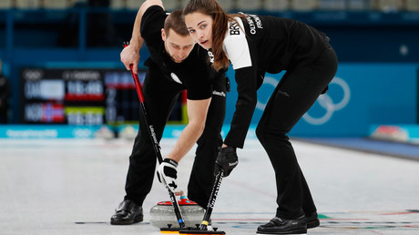 Russian curlers Krushelnitsky and Bryzgalova stripped of Olympic bronze medals – CAS
