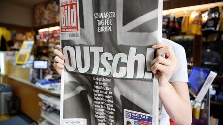 'It was a good laugh': Germany's Bild duped by bogus Russian meddling 'bombshell'