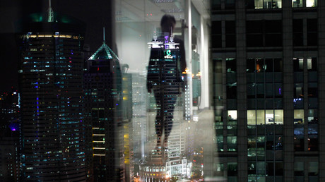 'Crystal corridor' on top of Chinese skyscrapers will blow your mind