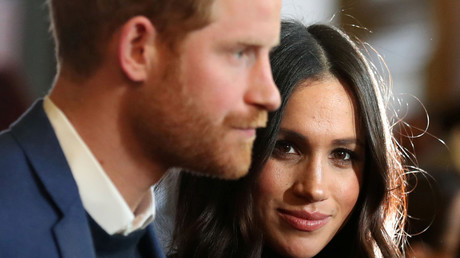 Meghan Markle & Prince Harry in 'anthrax' terrorism scare