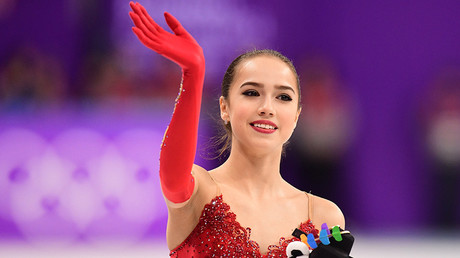 Olympic champion Zagitova ready to be Russian flag-bearer at PyeongChang closing ceremony
