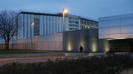 FILE PHOTO: The high security prison of Stuttgart-Stammheim © Ralph Orlowski