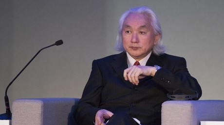 Fear robots, not aliens:  Theoretical physicist Michio Kaku predicts ET contact