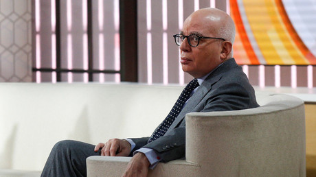 'Fire and Fury' author Wolff fakes technical glitch to dodge question on Trump's alleged affair