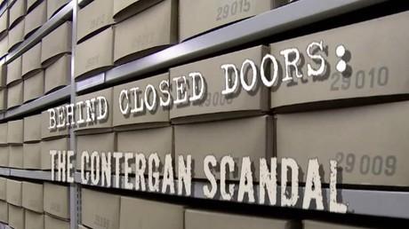 Behind closed doors: The Contergan scandal