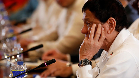 'Avoid condoms, they're not pleasurable,' Duterte tells Filipinos
