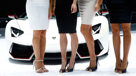 Automakers bow to #MeToo pressure and ditch booth babes