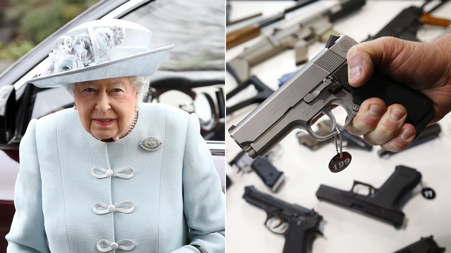 Secret papers reveal teen shot at Queen Elizabeth in failed assassination attempt