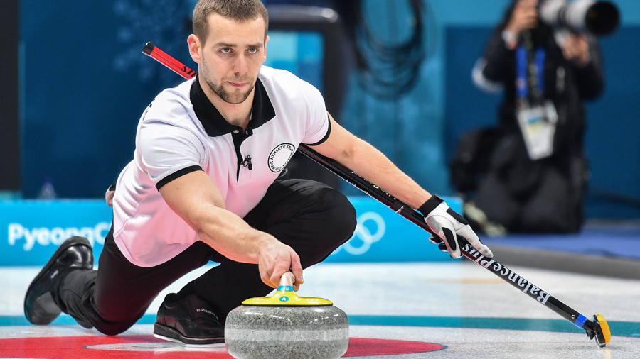 Russian curler denies ex spiked him with Meldonium, hopes to compete at Beijing 2022