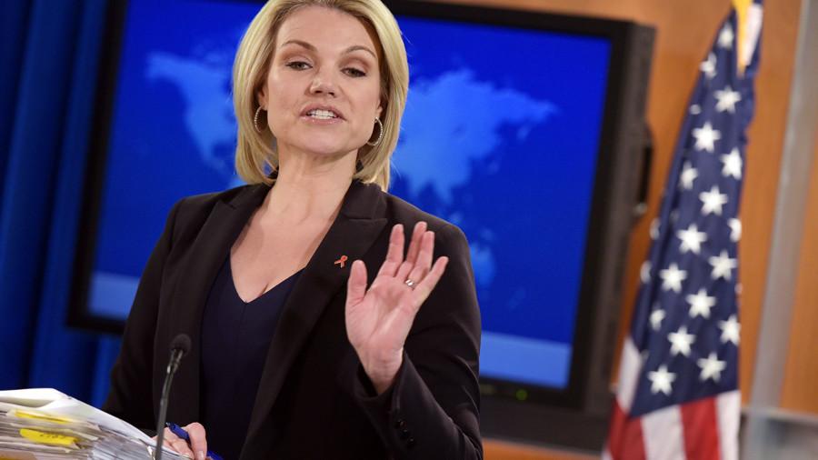 US State Dept implores 'mockingbird' media to promote White Helmets