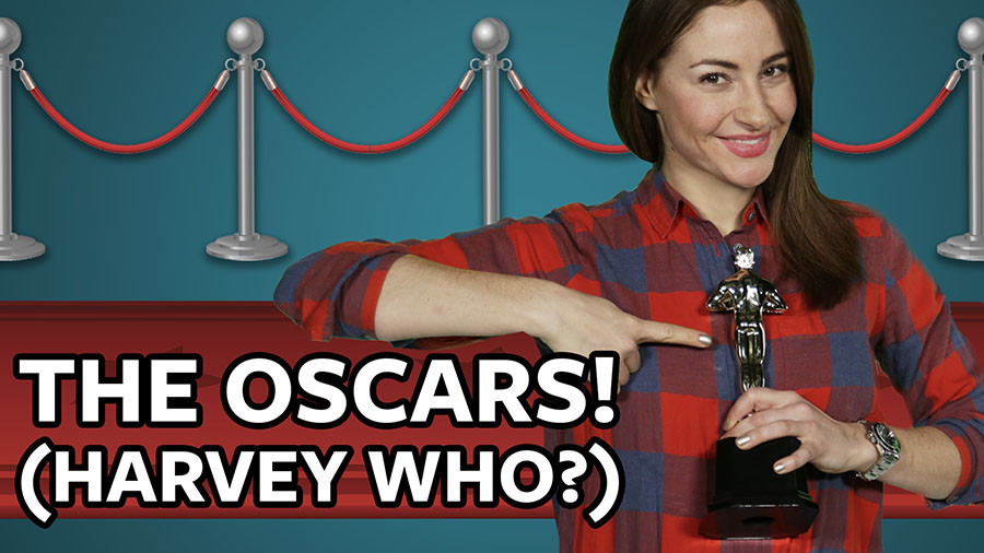 #ICYMI: It's Oscars time! Just don't mention H**vey Weins***n (VIDEO)