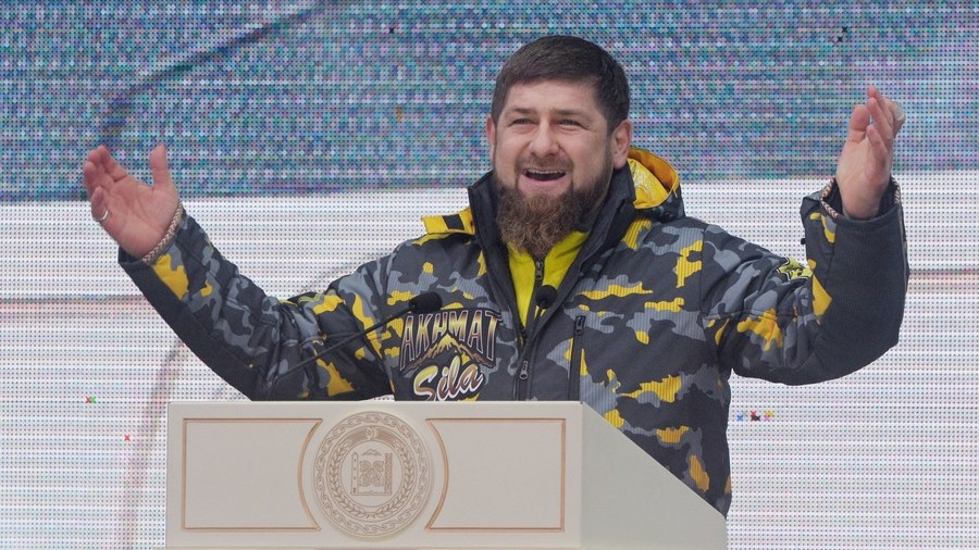 'Call it Palmyra': Kadyrov says new missile should be named in honor of Russian heroism in Syria