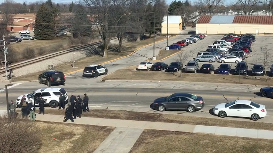 2 killed at Central Michigan University, suspect in custody