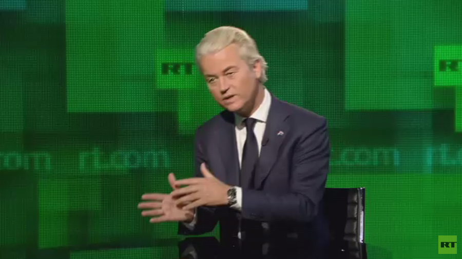 Wilders: I criticize Putin?s policies, but applaud the way he stands for Russian people