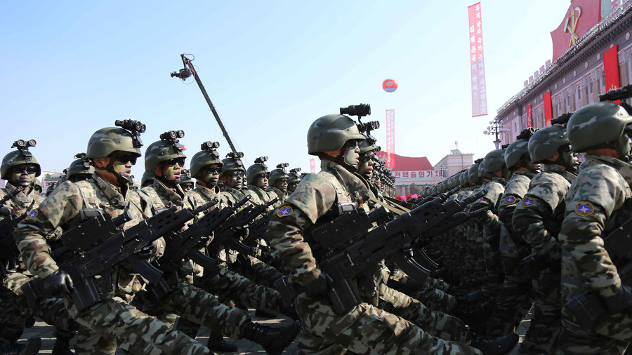 North Korea Says it's Ready For War with US