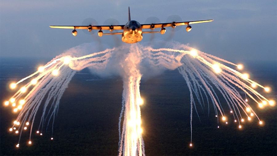'Angel of Death' AC-130 gunship promo vid ignites backlash against Pentagon