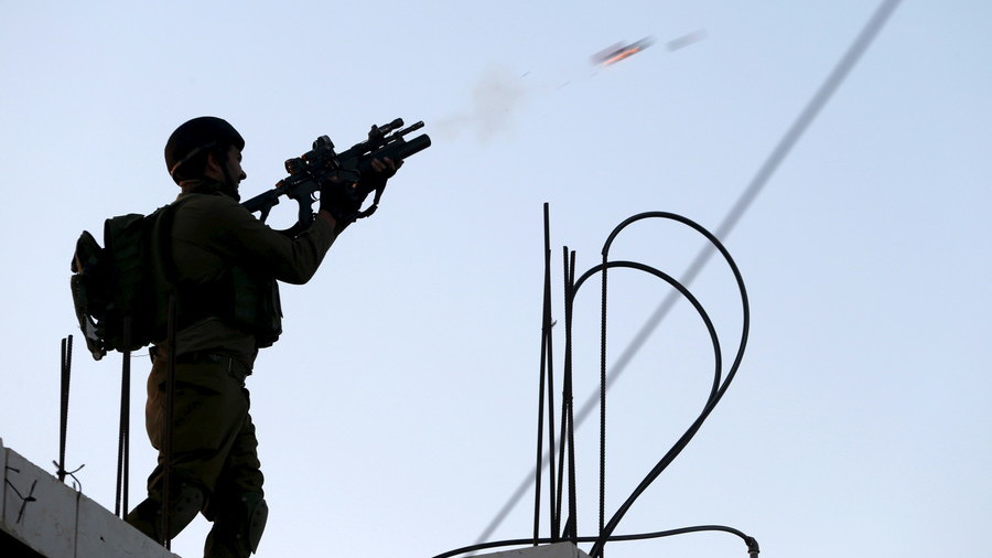 Palestinian farmer shot dead by Israeli troops in Gaza – officials
