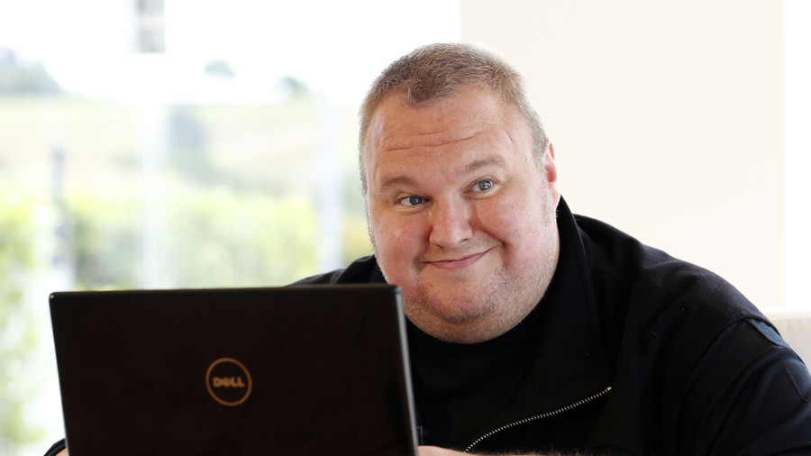 Kim Dotcom proposes Twitter alternative over 'censorship of Seth Rich tweets'