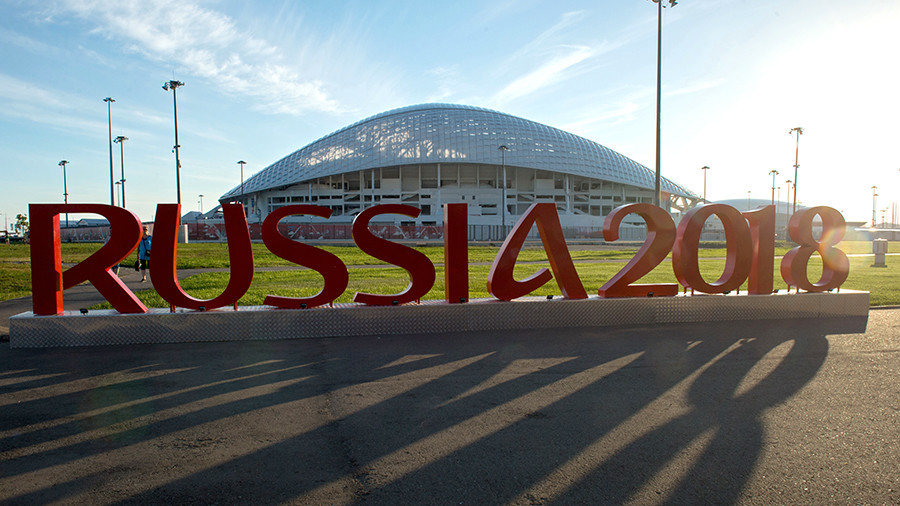 2018 World Cup – 100 days to go: Leaving a legacy for Russia