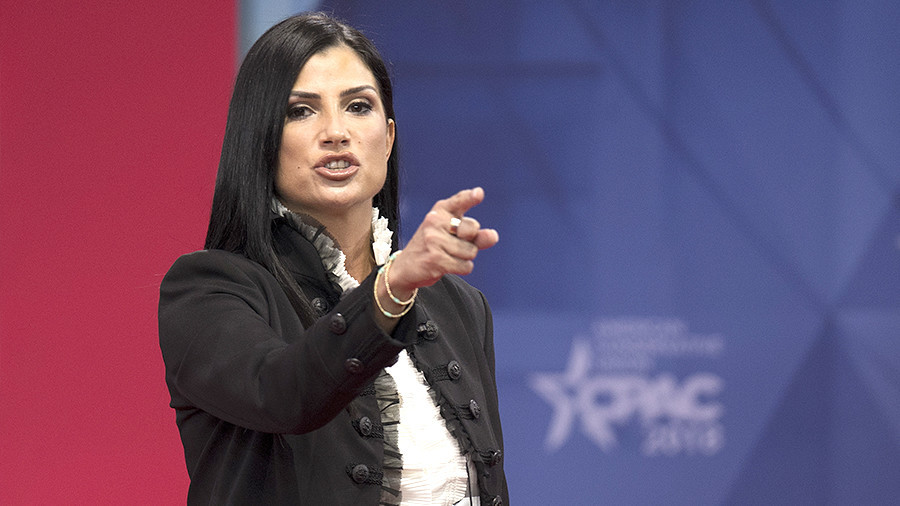 NRA's Loesch gives sinister warning to 'lying media' and 'Hollywood phonies'… and gets roasted