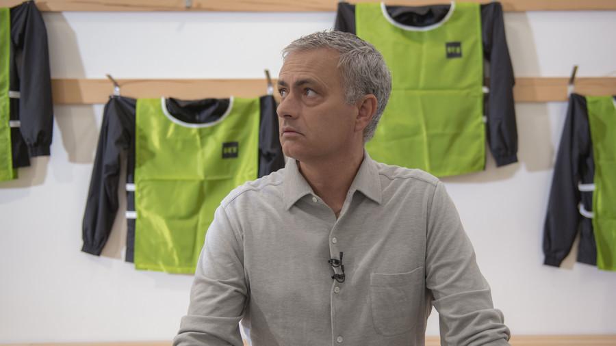 'Dedication to evil': UK journalist slams Mourinho for RT signing